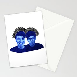 AmazingPhil & Danisnotonfire Stationery Cards