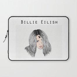 Billie Eilish Digital Drawing Laptop Sleeve