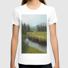 Mystery In Mist T-shirt