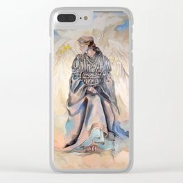 """Serenity"", by Fanitsa Petrou Clear iPhone Case"