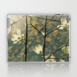Spring tapestry Laptop & iPad Skin