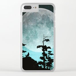 When Night Falls Clear iPhone Case