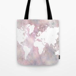 Design 66 world map Tote Bag