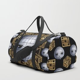Chibi Pinhead Duffle Bag