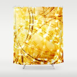 Light Speed Shower Curtain