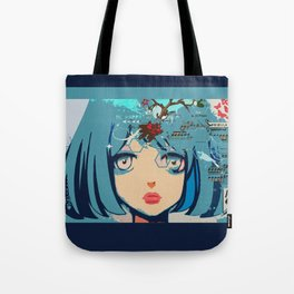 no song in my head Tote Bag