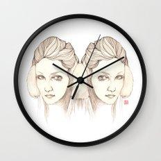 Listen 2 Cold Music Wall Clock