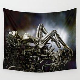 DOLLS - Motorgasm Wall Tapestry