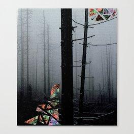 Tesselate 1 Canvas Print
