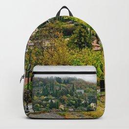 Varenna In The Rain Backpack