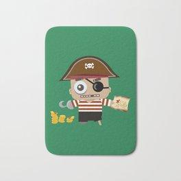 Baby Pirate Bath Mat