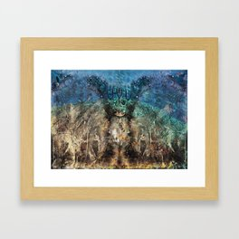 SEA KING Framed Art Print