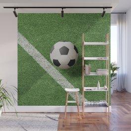 BALLS / Football Wall Mural