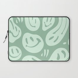 Liquify Minty Fresh Laptop Sleeve