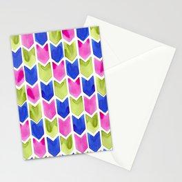 Arrow Multicolor Stationery Cards