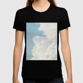 first · clouds T-shirt