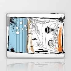 Fear and Loathing in Albuquerque II Laptop & iPad Skin