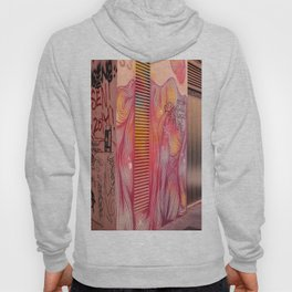 Psychedelic Tag Hoody