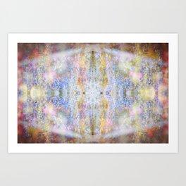 .glow. Art Print