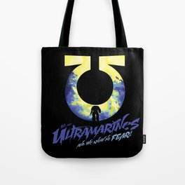 Ultramarines Tote Bag