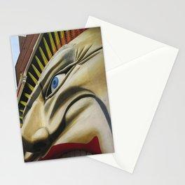 Luna's Facade Stationery Cards