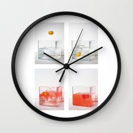 Capturing a motion sequence Wall Clock