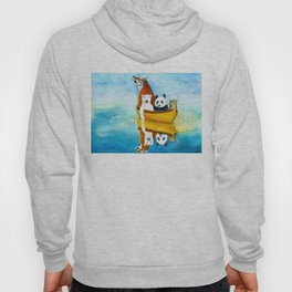 Herbert at Sea Hoody