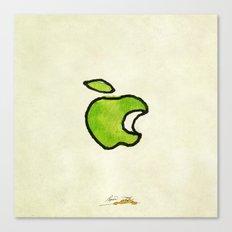 Apple II Canvas Print