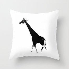 twiga Throw Pillow