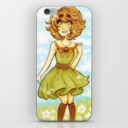 spring princess iPhone Skin