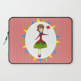 Let's Party - Musicy Laptop Sleeve
