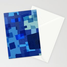 I'm Blue Stationery Cards