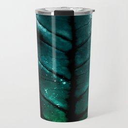 Dragon Spine (Blue Version) Travel Mug