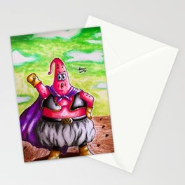 Majin Patrick Stationery Cards
