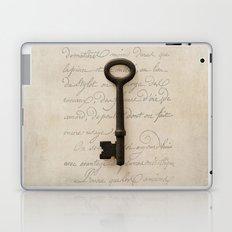 Solo Key Script Laptop & iPad Skin