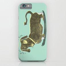 Bad Dog! (The Little Dachshund That Didn't) iPhone 6s Slim Case