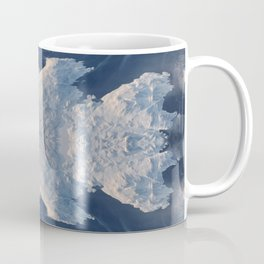 Nordic Blues Coffee Mug