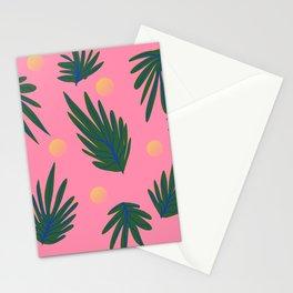 Leaf design Stationery Cards