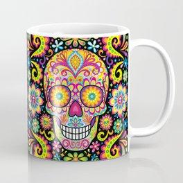 Sugar Skull Art (Spark) Coffee Mug