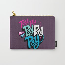 Tay-Tay Vs Apple Carry-All Pouch