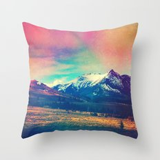 Grand Illusion. Throw Pillow