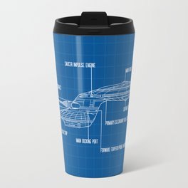 ENTERPRISE NCC-1701-D Travel Mug