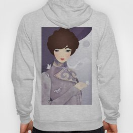 The Wings of the Dove Hoody