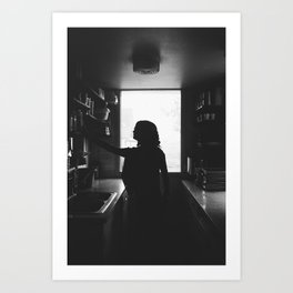 Esme Art Print