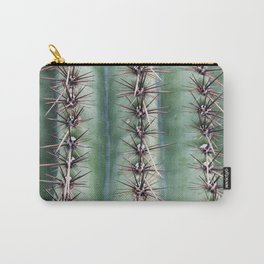 Cactus Abstractus Carry-All Pouch