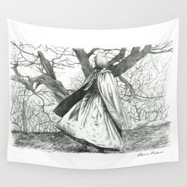In the moorland Wall Tapestry