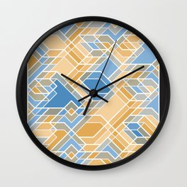 Acciaccatura Wall Clock