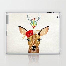 biche oh ma biche ! Laptop & iPad Skin