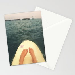 Surfer's View Stationery Cards