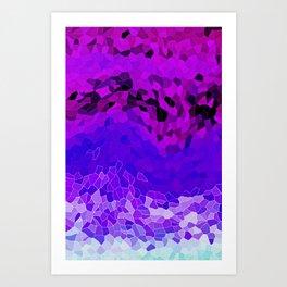 INVITE TO LILAC Art Print